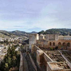 Алькасаба Альгамбра