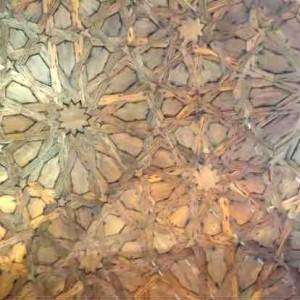 Альгамбра Деревянные своды