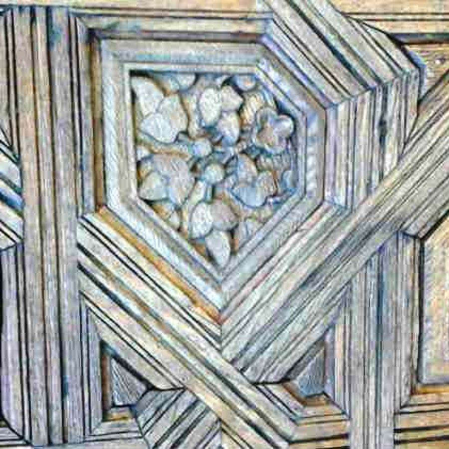 Резьба по дереву Альгамбра