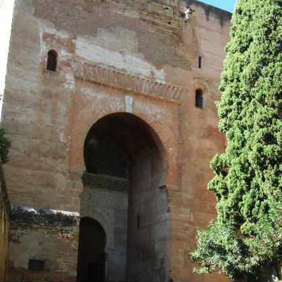Башня Правосудия Альгамбра