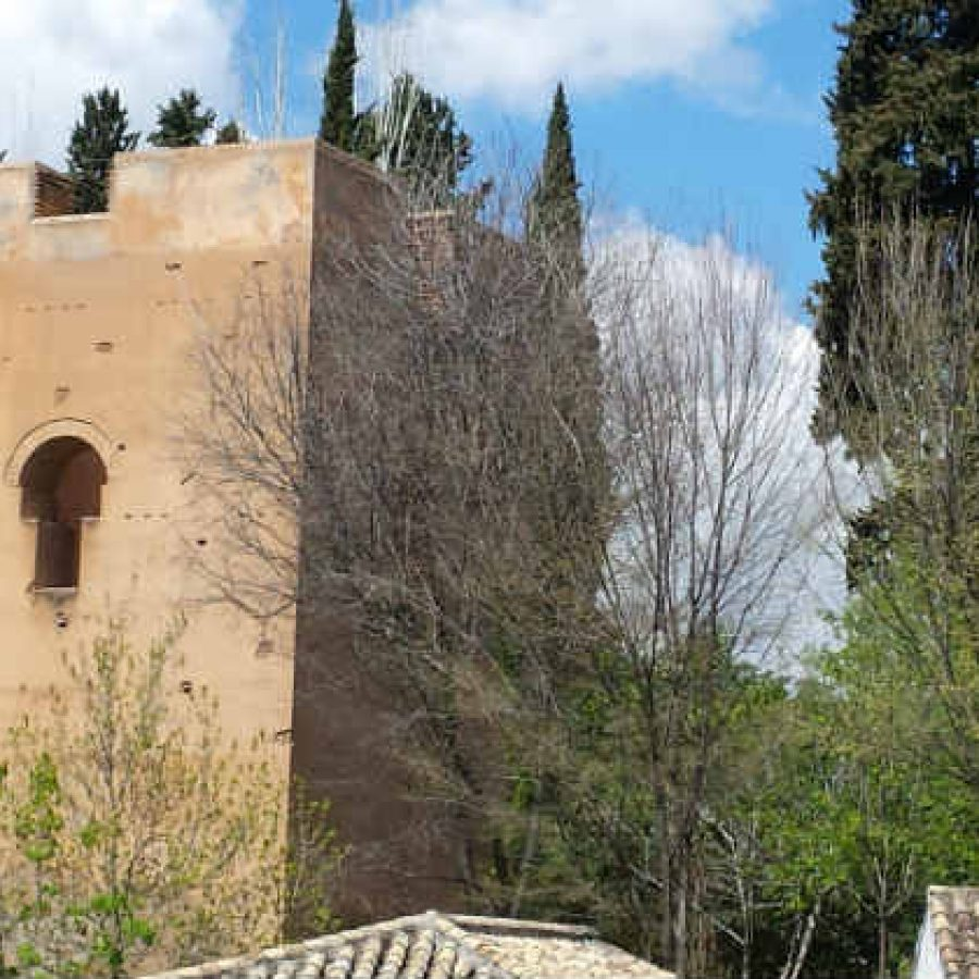 башни альгамбры
