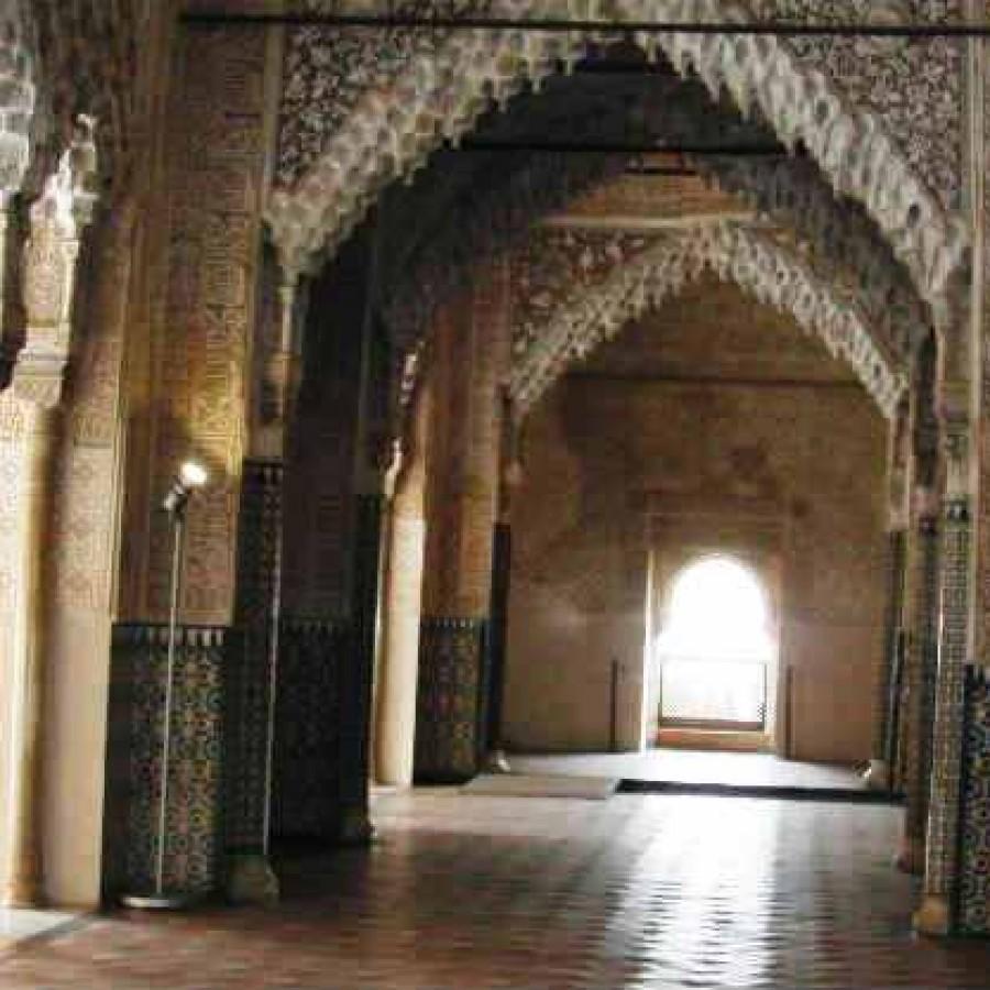 Зал Королей Альгамбра