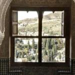 Окно в Золотой палате