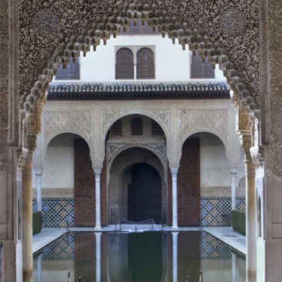 Замок Альгамбра