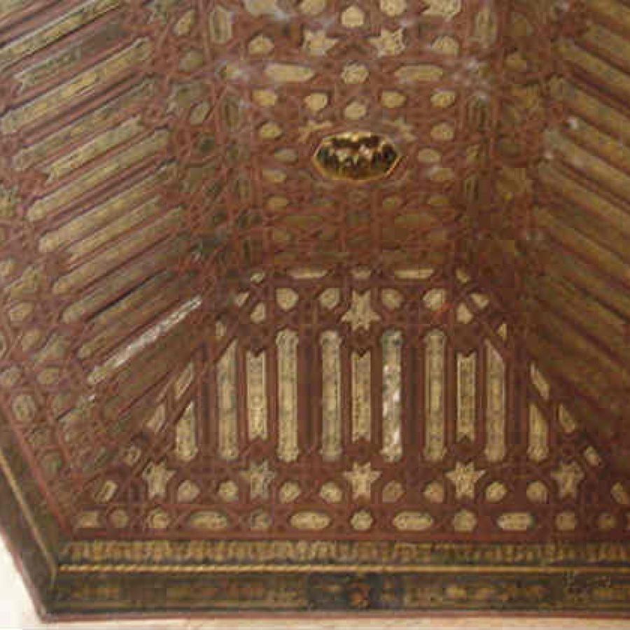 Альгамбра, декор