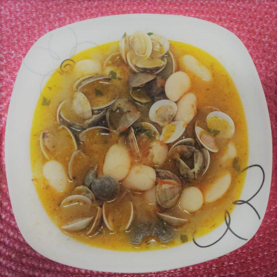 обед в испании