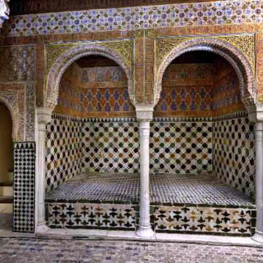 бани Комарес Альгамбра