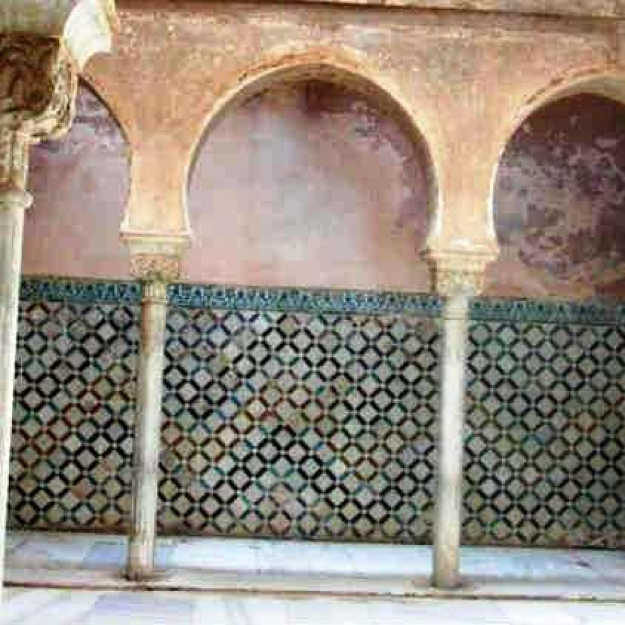 арабские бани гранада
