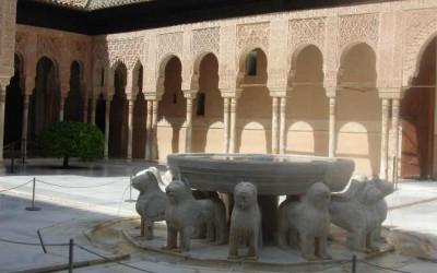 Дворец Львов Альгамбра