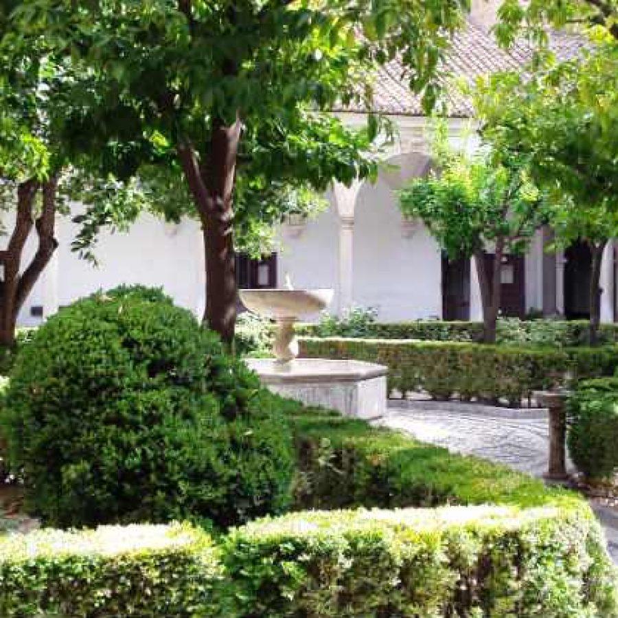 Картезиансий монастырь Гранада