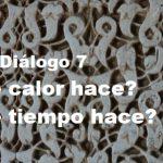 диалоги испанского