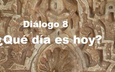 диалог на испанском