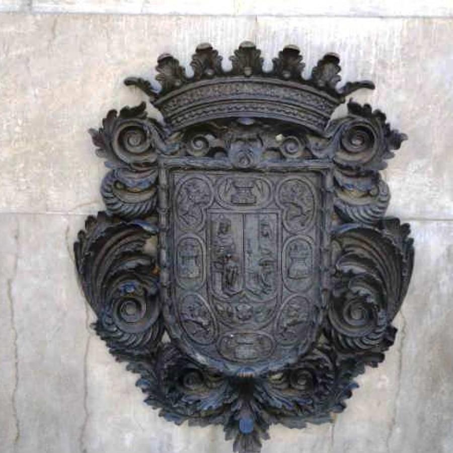 Монумент в Гранаде