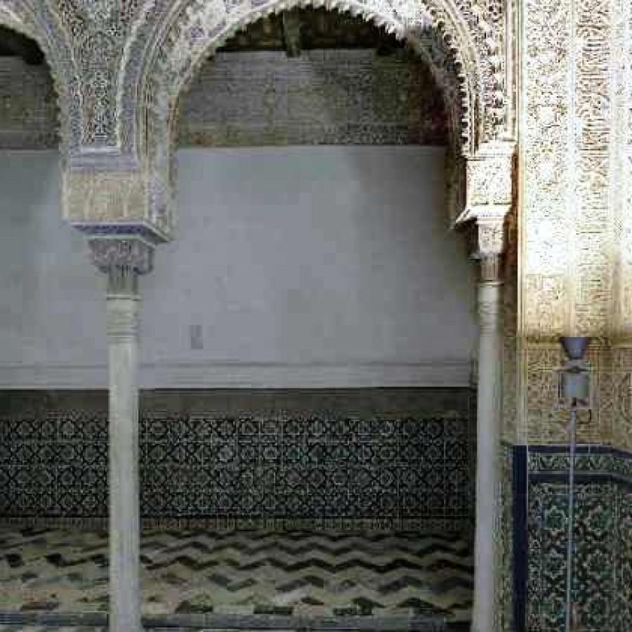 Альковы-комнаты в Зале Абенсеррахов Альгамбры