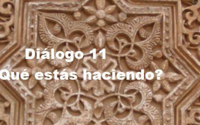 диалоги на испанском