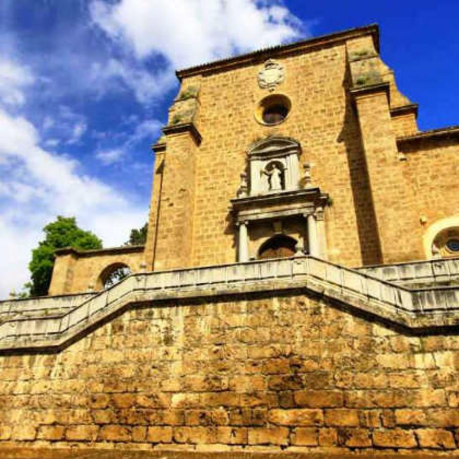Картезианский монастырь Гранада