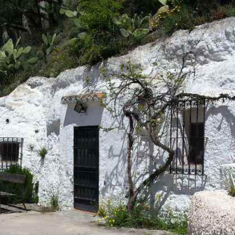 Пещеры в Гранаде Сакромонте