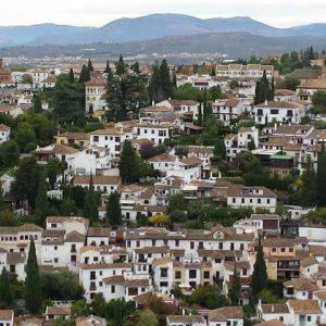Арабский квартал Альбайсин