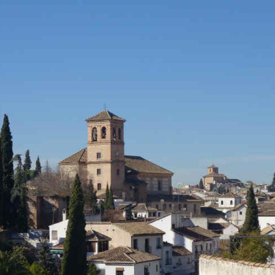 Церкви Альбайсина