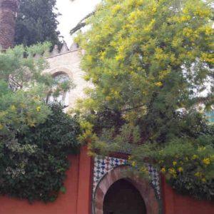Мудехар в архитектуре Альбайсина