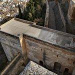 альгамбра, башни, алькасаба