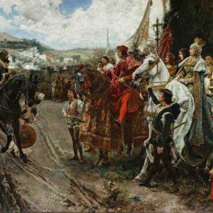 Сдача Гранады