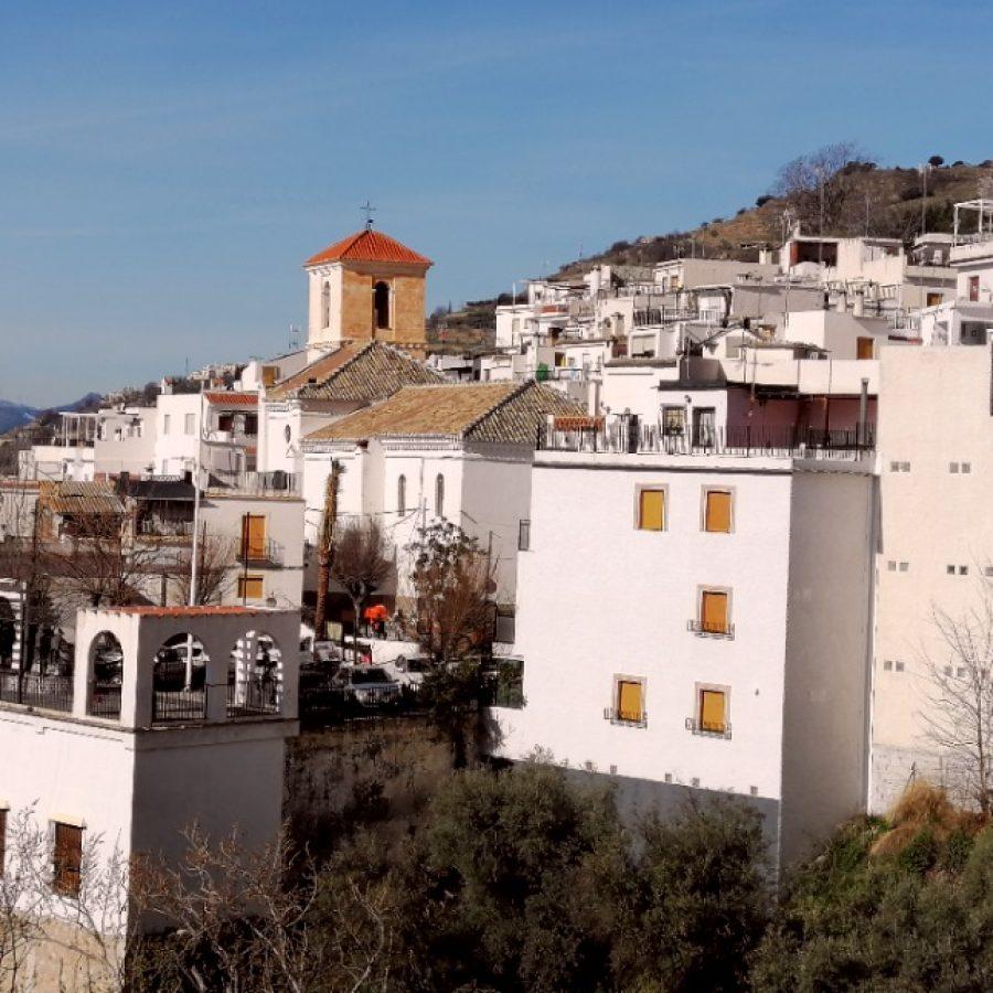 альпухарра, Испания, Сопортухар