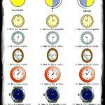 испанский язык время