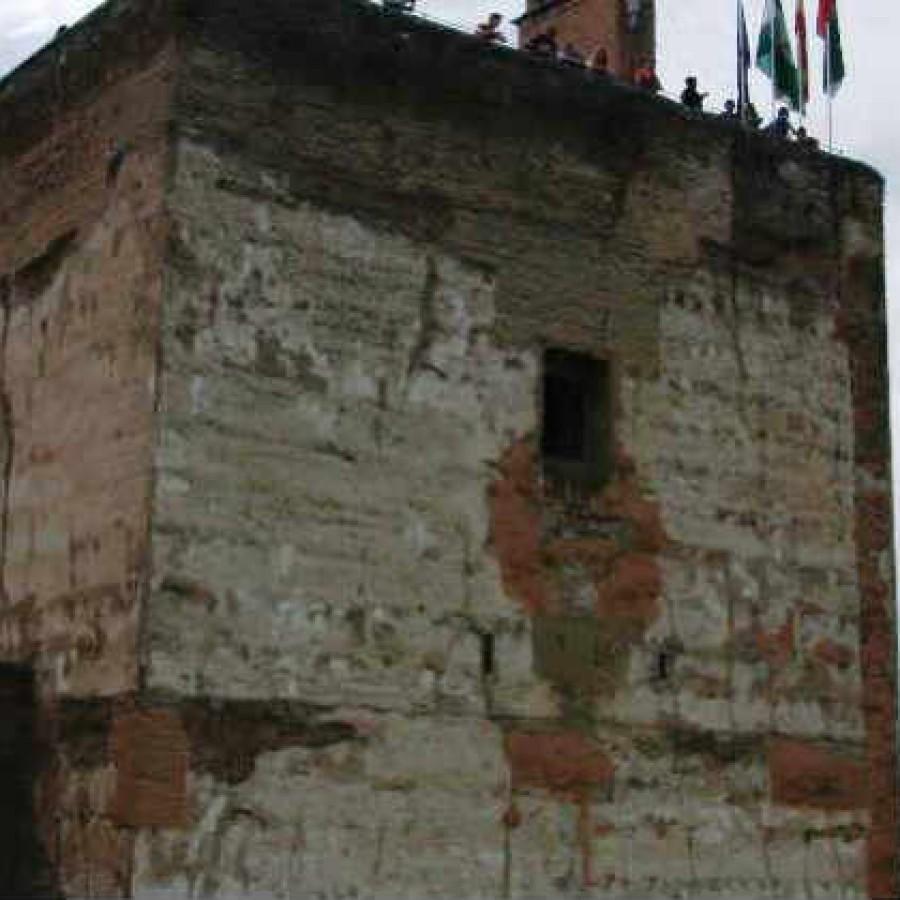Сторожевая башня.Альгамбра