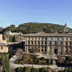 Дворец Карлоса V. Альгамбра