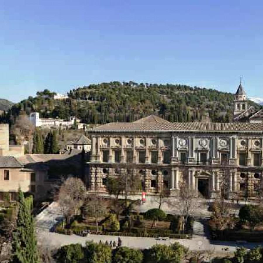 Альгамбра Испания
