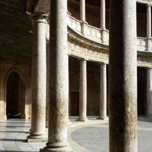 Дворец Карлоса V Гранада