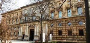 Дворец Карлоса V