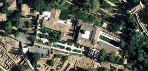 Францисканский монастырь. Альгамбра