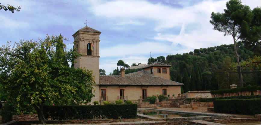 францисканский монастырь Альгамбра