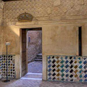 дворцы насридов Альгамбра