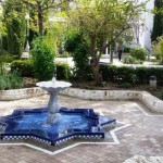 Сады Альбайсина. Гранада
