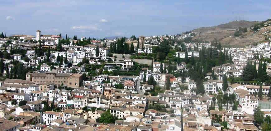 Альбайсин Гранада