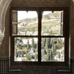 дворцы насридов в альгамбре