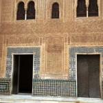 Фасад Дворца Комарес