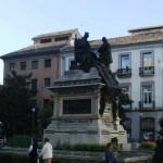 Монумент Колумбу и Изабеле Кастильской в Гранаде