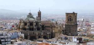 Виды на город. Гранада