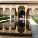Миртовый дворик Альгамбра