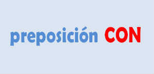 предлог con