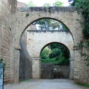 Альгамбра крепостные стены