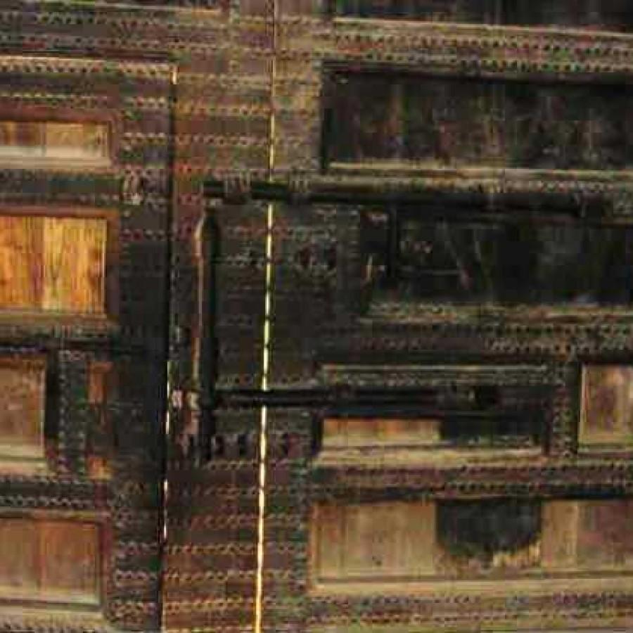 Засов на дверях. Альгамбра
