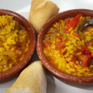 Закуски, тапас, Гранада