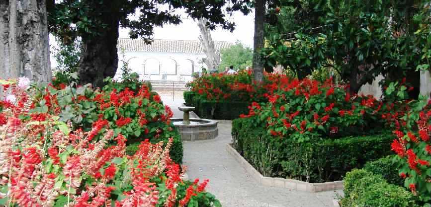 сады Альгамбры