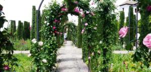 Сады Хенералифе. Альгамбра