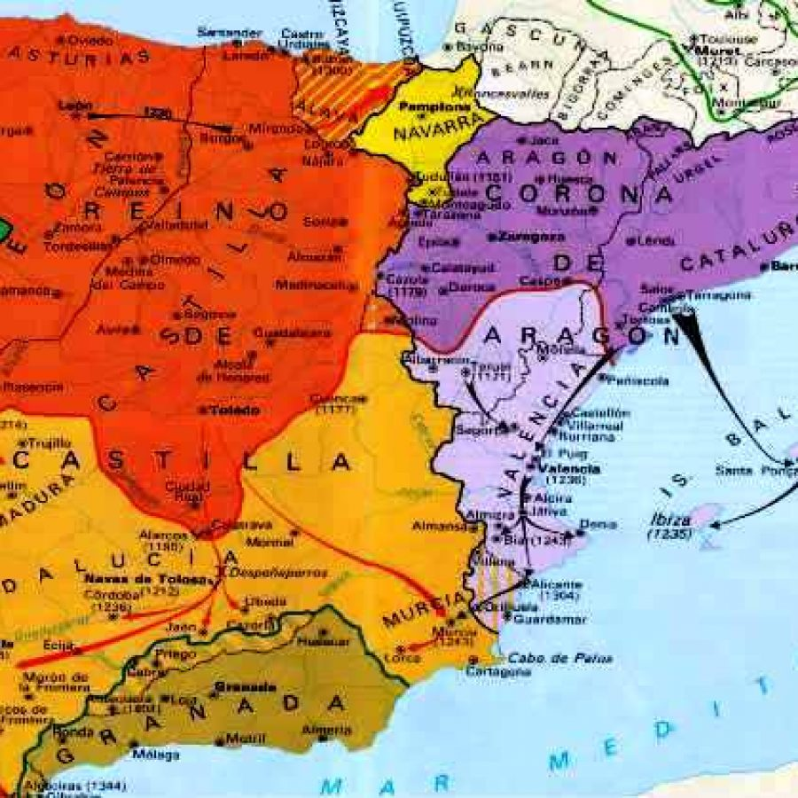 Реконкиста Испании